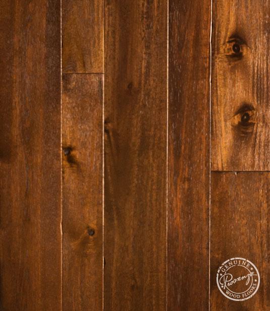 Provenza Modern Rustic Dark Cider Floor Sample Close Up