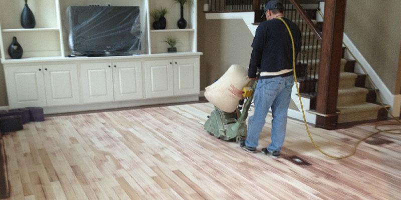 Hardwood Floor Refinishing Beach Hardwood Flooring