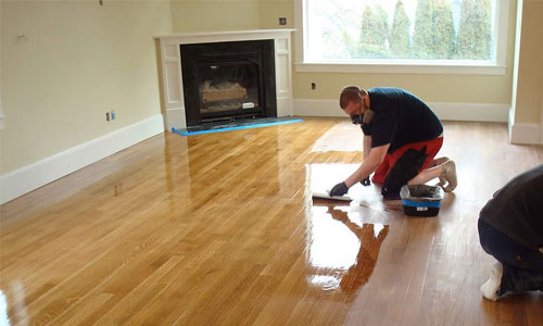 Hardwood Flooring Refinishing in Orange County